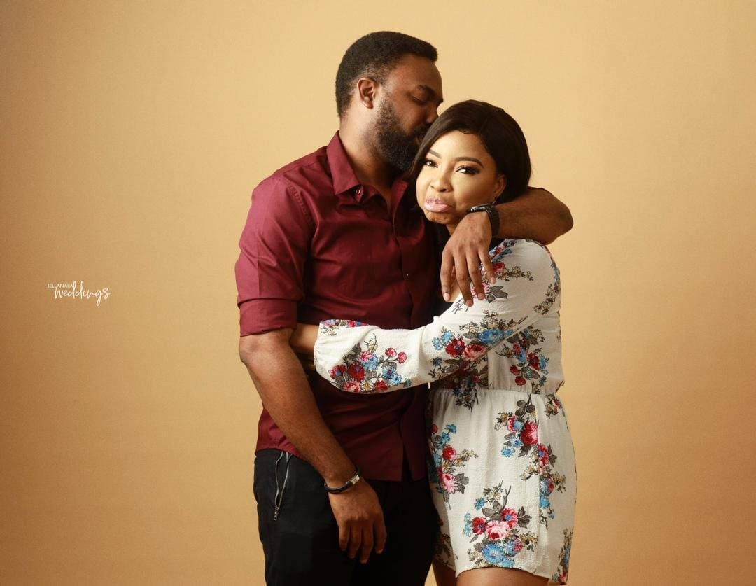 Photo of Linda Ejiofor and Ibrahim Suleiman release more prewedding photos