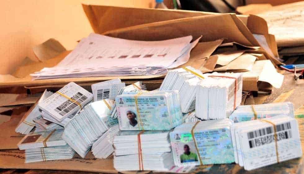 Photo of Akwa Ibom: Hoodlums storm INEC Office, disappear with 2,045 Pvcs