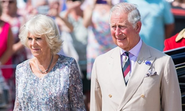Photo of Prince Charles, Princess Camilla arrive Nigeria