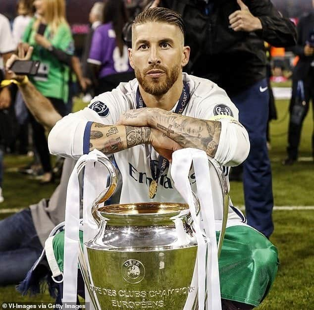 Photo of How Sergio Ramos failed a drugs test after 2017 Champions League final   results covered up by UEFA'