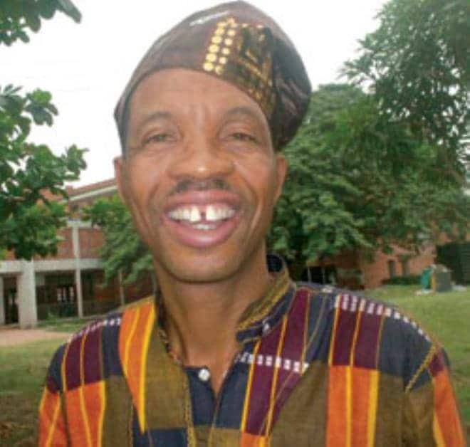I'm not quitting teaching for acting - Afeeze Oyetoro aka Saka