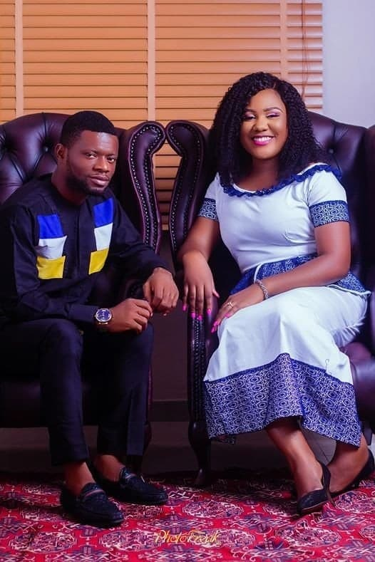 Photo of Lady set to marry man she use to mock on Facebook