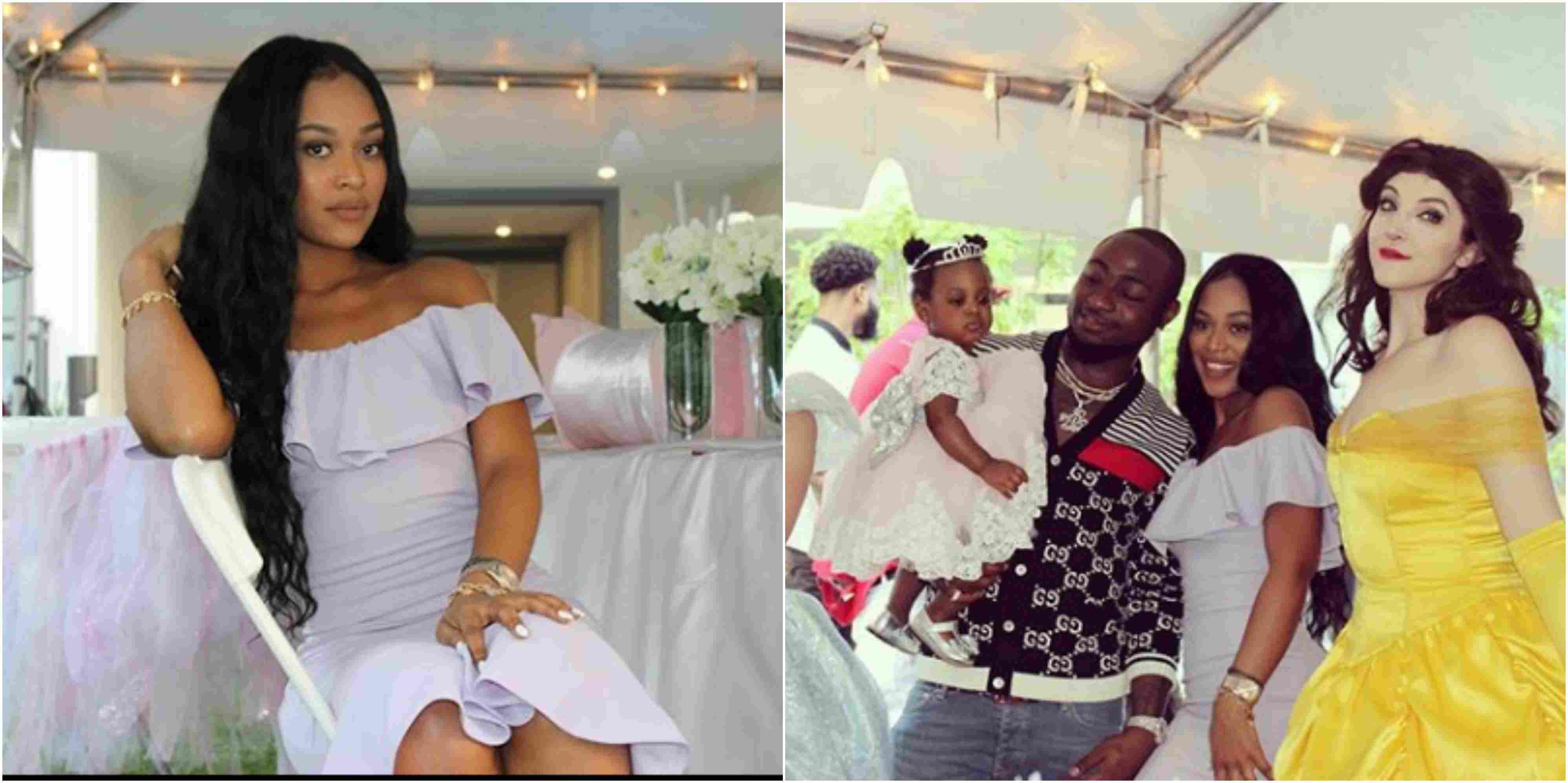 Photo of Davido has secretly gotten married to his second baby mama (Read)