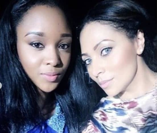 Photo of Lola Omotayo-Okoye shares touching birthday message in celebration of Anita Okoye