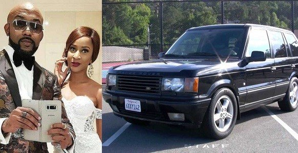 Photo of Banky W to auction his Range Rover months after getting mocked by some girls