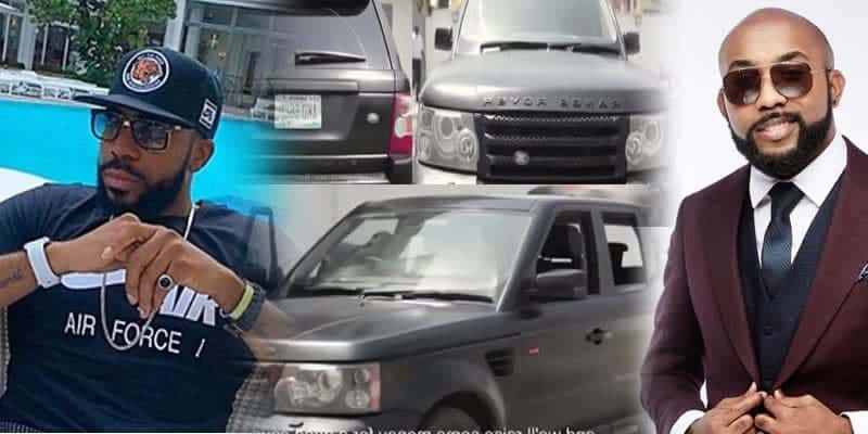 Photo of Why I bought Banky W's Range Rover for N2.3 million – Michael Ugwu