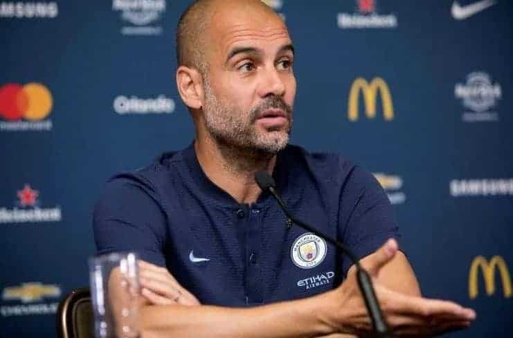 Photo of Pep Guardiola expresses fear over Liverpool's form