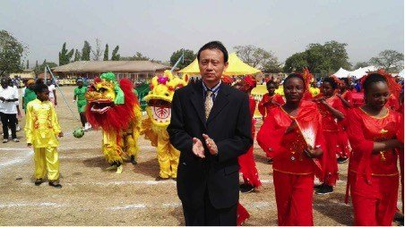 Photo of China speaks on sponsoring 7 Nigerian artistes to its country