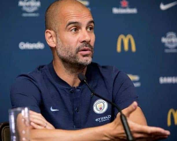 Photo of Pep Guardiola speaks about signing Messi
