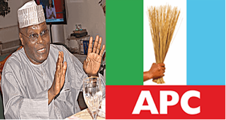 Photo of APC urges anti-graft agencies to probe Atiku over Dubai meetings