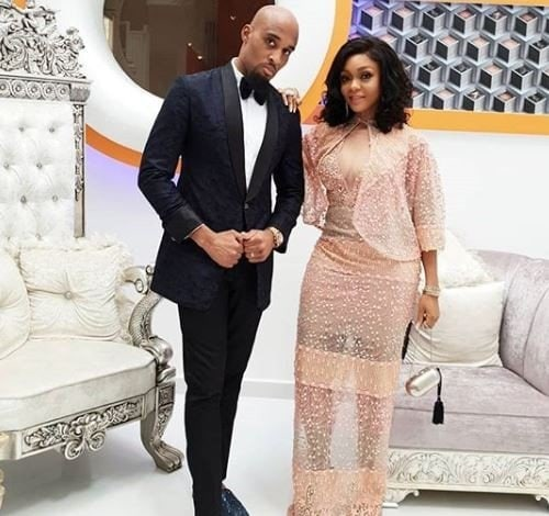 Billionaire wife, Fifi Umenyiora celebrates her husband, Dilly on his 40th birthday