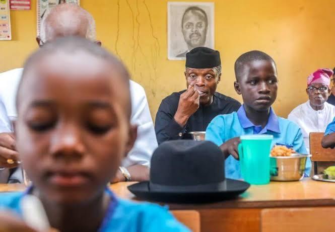 fg school feeding programme