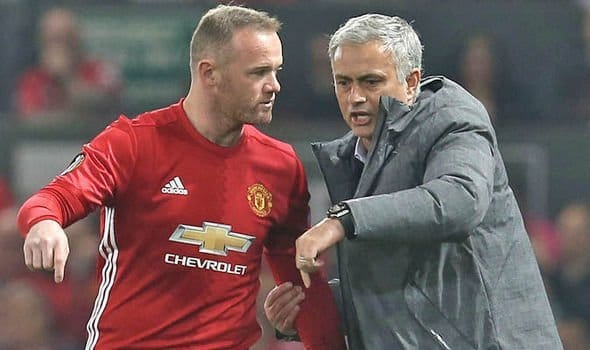 Photo of Wayne Rooney admits it is embarrassing to play under Mourinho