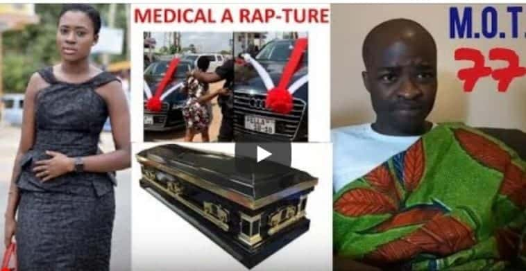 Photo of Ghanaian actress, Fella Makafui to die by December 24th – Evangelist Addai