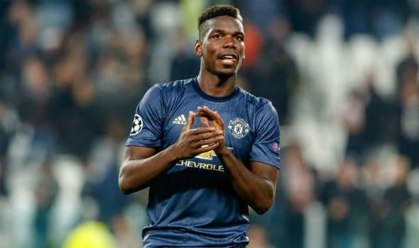 Photo of Pogba gives update on his injury and when he will return to action