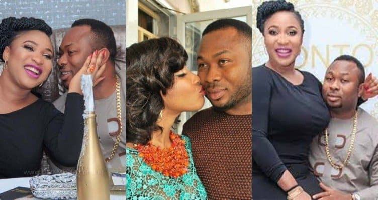 Photo of Tonto Dikeh is the mother of my child, she deserves much respect – Olakunle Churchill