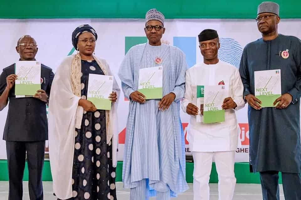 Photo of Buhari reveals what will set Nigeria ablaze in 2018