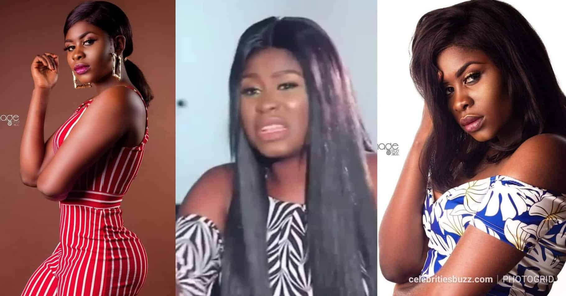 Photo of 17 year old Ghanaian actress, Yaa Jackson reveals why she dumped her sugar daddy who is older than her father