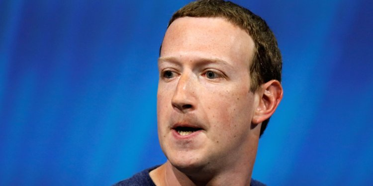 facebook CEO, Mark Zuckerberg says he has no plans of resigning