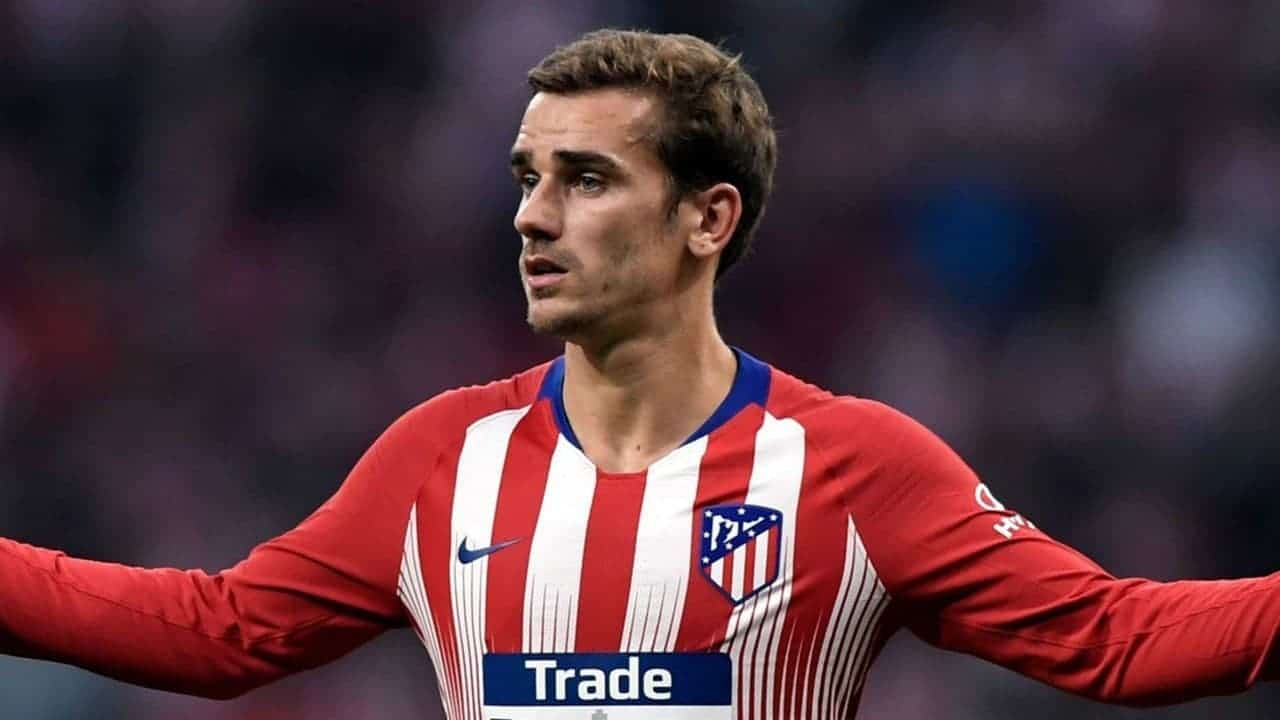 Photo of Griezmann reveals the league he would end his club career in