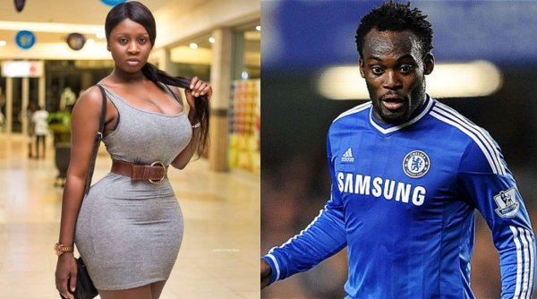 Princess Shyngle slam critics who blame her for Michael Essien's marital crisis