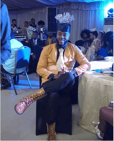 Photo of Benson Okonkwo wins Nollywood Most Fashionable Actor Of The Year Award for the 8th time