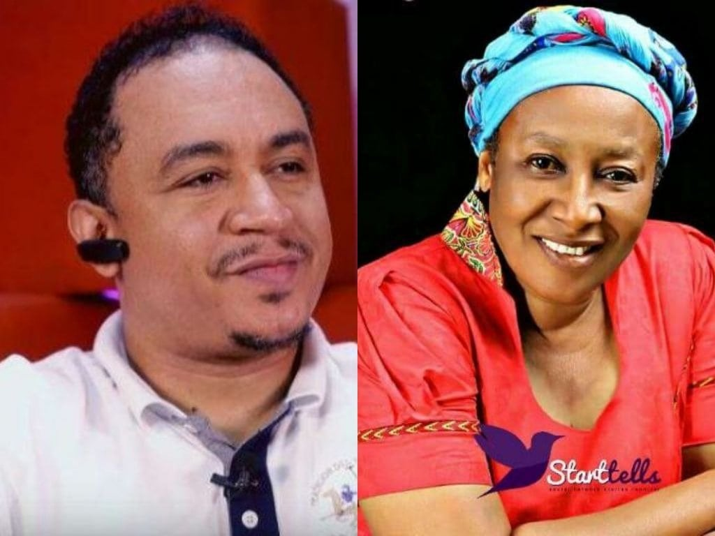 Photo of Patience Ozokwor says weavons are dedicated to shrines in India, Daddy Freeze reacts (VIDEO)