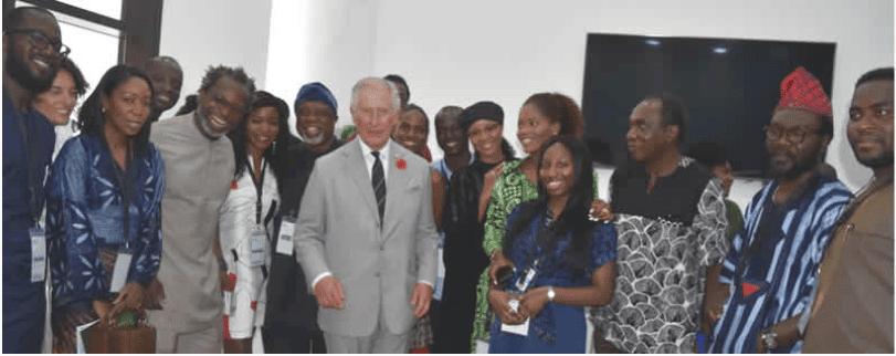 Photo of Prince Charles wows Nigerians, speaks Pidgin in Lagos