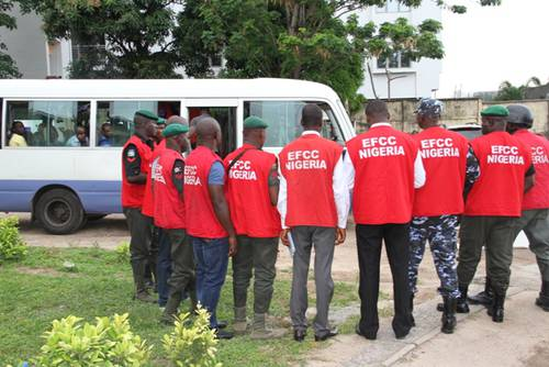 EFCC office on fire, commission's data centre seriously hit