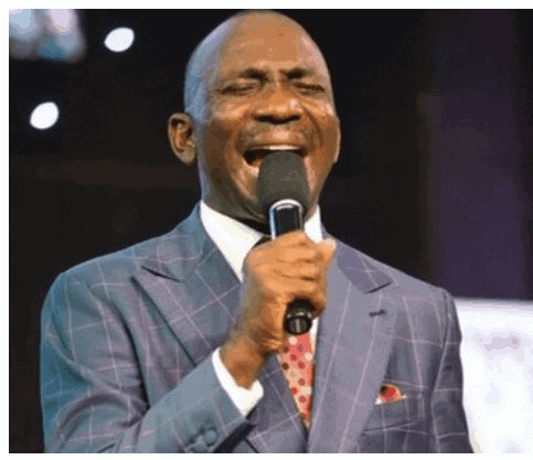 Photo of 2019 elections: Dunamis Pastor, Enenche declares his presidential candidate