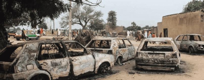 Photo of Boko Haram attack military base, kill and injure several Nigerian soldiers