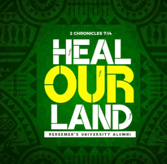 Photo of Redeemer's University Alumni release new track 'Heal our land'