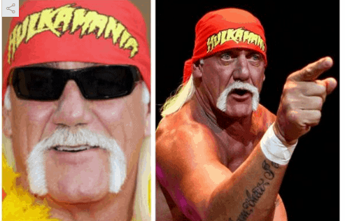 Photo of Hulk Hogan will never retire from wrestling -Nick Hogan