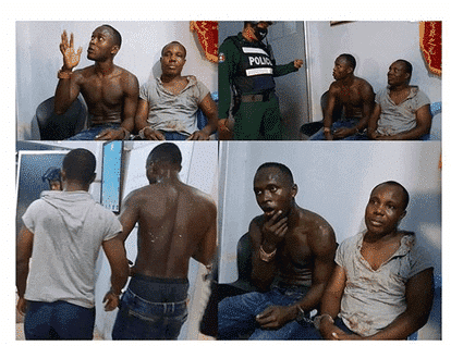 Photo of Two Nigerians facing deportation over street fight in Cambodia
