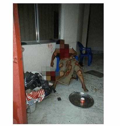 Photo of Man breaks his stepmom's neck in Rivers State