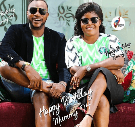 Photo of Actor Odunlade Adekola's Wife, Ruth, steps up her game to mark birthday (photos)