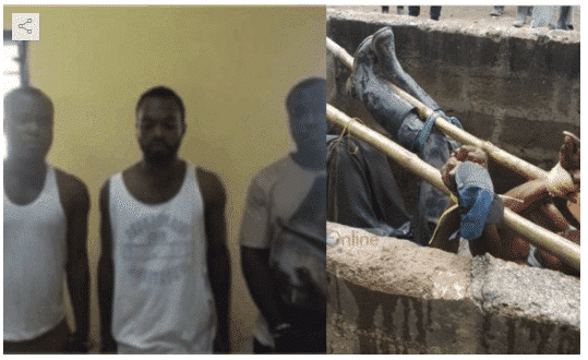 Photo of 3 arrested for subjecting suspects to jungle justice