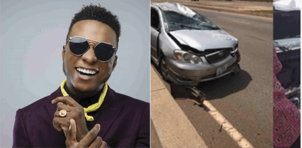 Photo of DJ Kaywise Involved In Ghastly Motor Accident In Abuja (Photos)