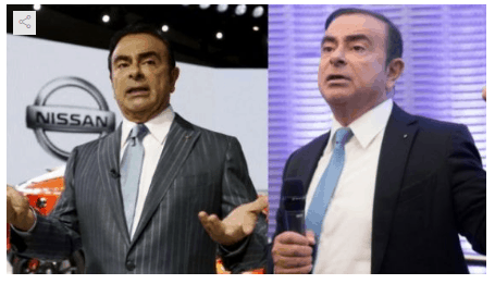 Photo of Nissan Chairman Carlos Ghosn arrested in Japan for corruption and misconduct