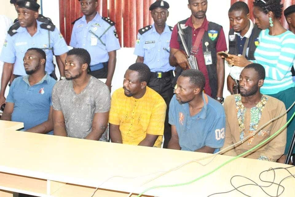 Photo of Robbers abandon their car, flee after their operation was foiled in Osun