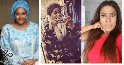 Photo of Abacha's Daughter defends Stella DimokoKorkus in fight with Linda Ikeji