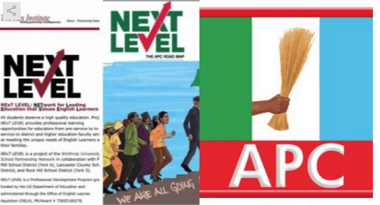 Photo of Next Level' logo: Rex Institute finally reacts to the Buhari scandal, threatens to drag APC to court