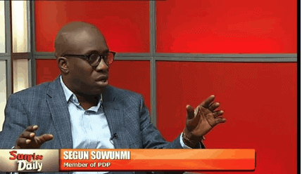 Photo of You are speaking trash-Segun Sowunmi and Rotimi Amaechi clash at presidential debate