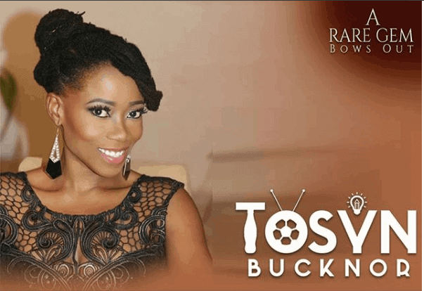Photo of Funeral arrangements for Tosyn Bucknor released