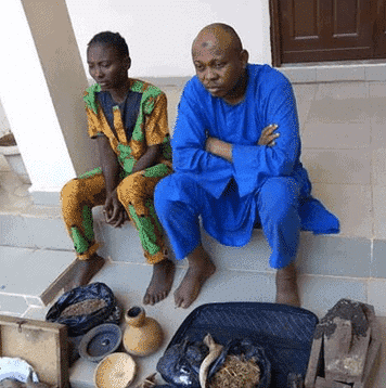 Photo of Hospital attendant, herbalist steal baby's placenta
