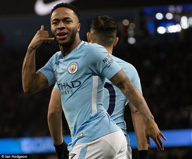 Photo of EPL: Sterling named premier league player of the month