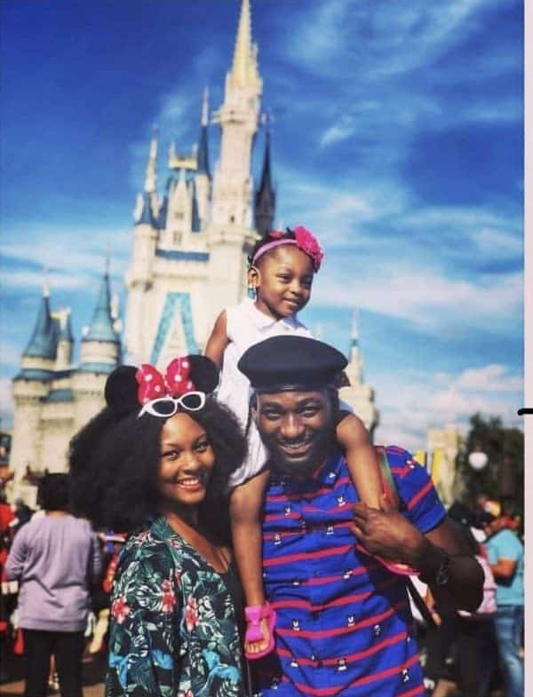 Photo of Osas and Gbenro Ajibade spend Christmas together after rumored marital crisis (photos)
