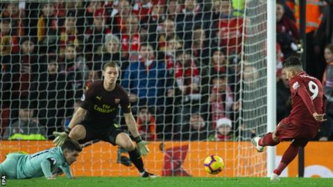 Photo of EPL: Liverpool spank hapless Arsenal