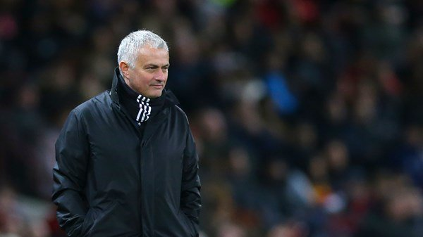 Photo of EPL: Manchester United not yet in my image – Mourinho