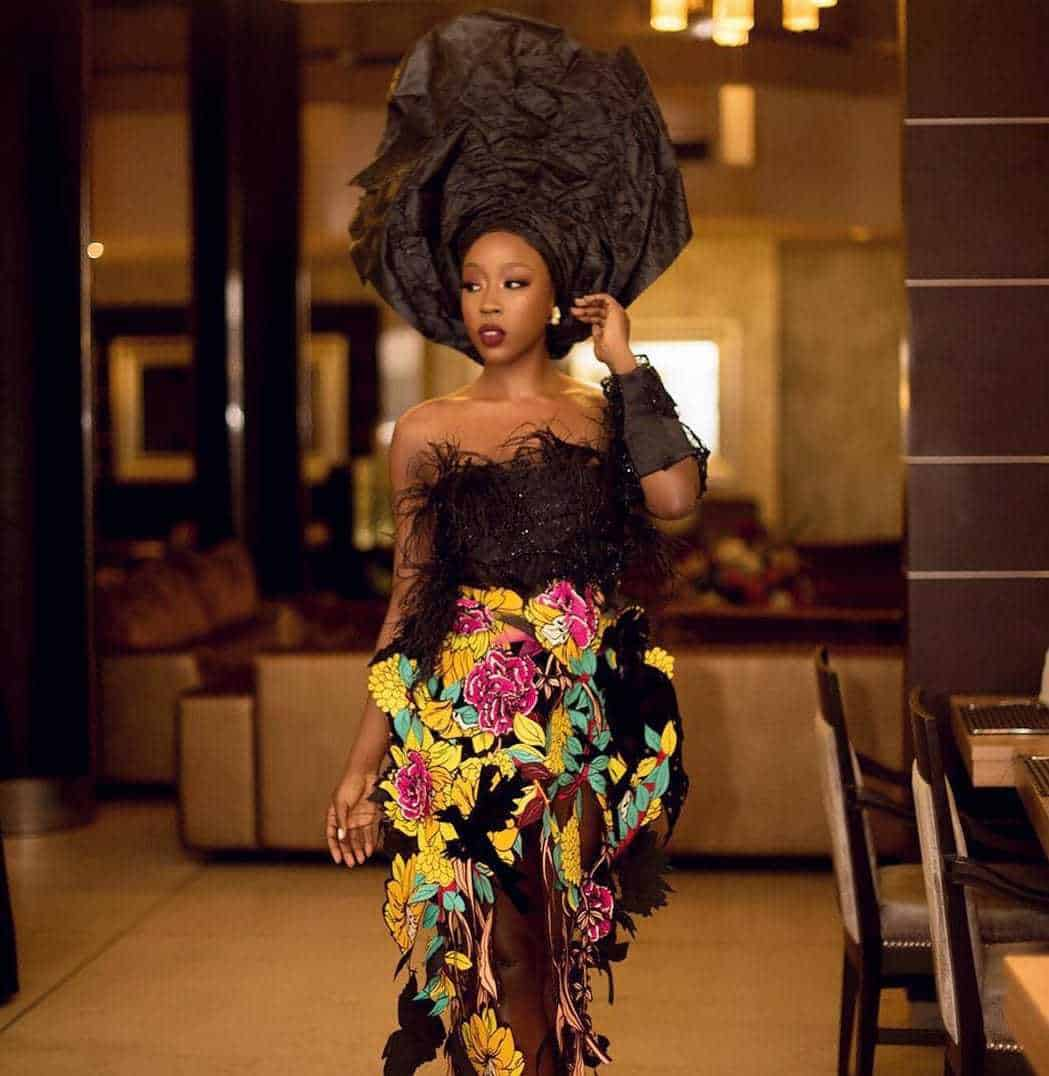 Photo of Ini Edo, Toke Makinwa, Kate Henshaw, others step out in opulently Nigerian outfits for Chief Daddy movie premiere
